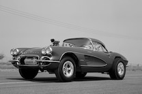 1961 Chevrolet Corvette Front Three Quarter