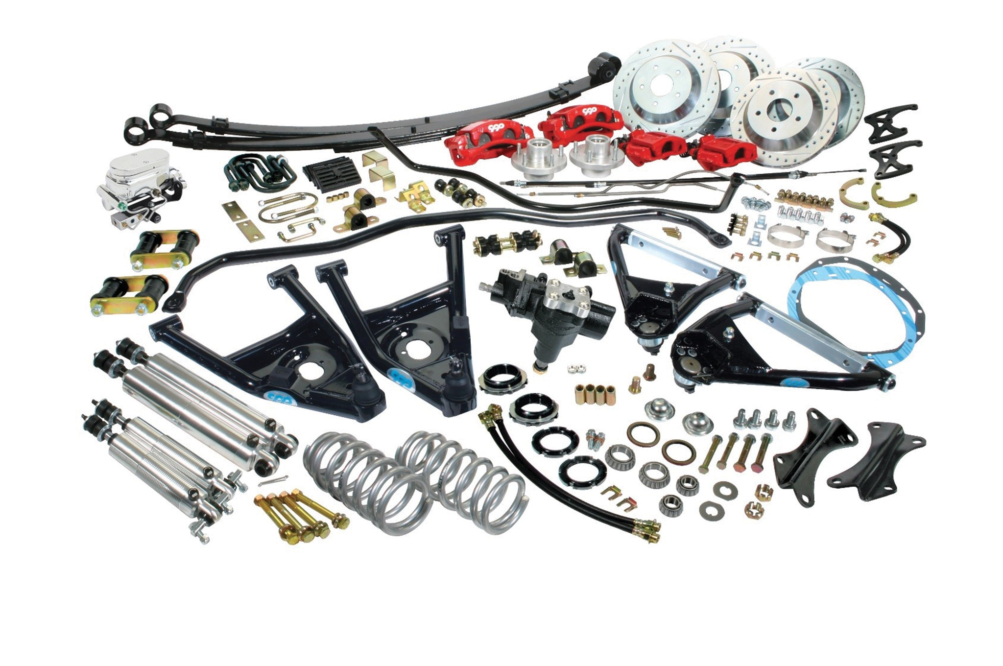 021 CPP Pro Touring Suspension Kit