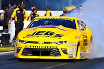 Chevy Drag Cars Ron Lewis 2017 Nhra Winternationals 035 Jeg Coughlin