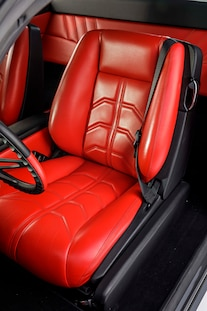 1962 Chevy Impala Bubbletop Twin Turbo Driver Seat