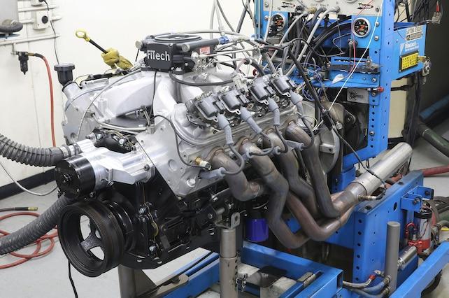 Efi Fitech Dyno Carburetor Single Dual Plane Intake