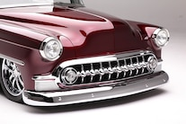1953 Chevy Belair Coupe Supercharged Ls3 Edelbrock Grille