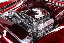 1953 Chevy Belair Coupe Supercharged Ls3 Edelbrock Engine Overview