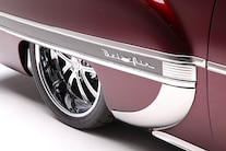 1953 Chevy Belair Coupe Supercharged Ls3 Edelbrock Wheel
