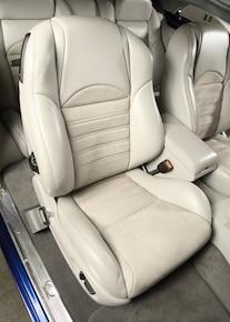 Pro Touring 1966 Chevy Nova Seats