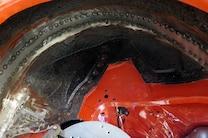 Week To Wicked 1972 Camaro Cpp Wheel Tub Hugger Orange Project Super Chevy 023