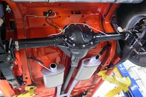 Week To Wicked 1972 Camaro Cpp Wheel Tub Hugger Orange Project Super Chevy 012