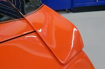 Week To Wicked 1972 Camaro Cpp Wheel Tub Hugger Orange Project Super Chevy 007