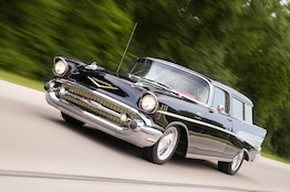 1957 Nomad with Just the Right Amount of Modern Touches