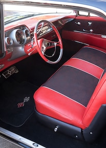 1957 Chevrolet Nomad Interior