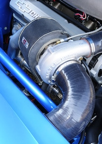 1967 Chevrolet Nova Engine