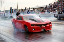 Chevrolet Fireball Camaro Launch
