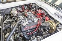 28 1967 Corvette Hedekin Engine Bay After Rescue