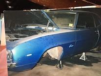 Rare Finds Bizzarro 1969 Chevrolet Camaro Z28 Vintage Photo Engine Out