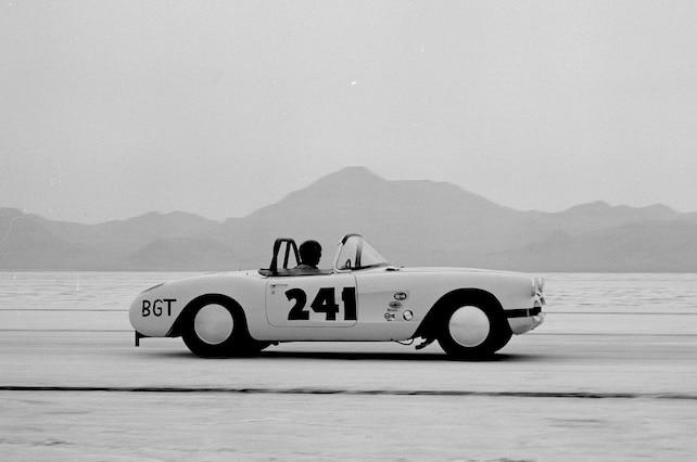 Chuchua 1958 Chevrolet Corvette Bonneville 1960