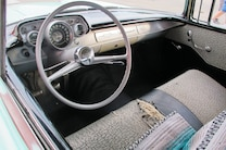 2015 Danchuk Chevy Tri Five Nationals 39 150 Sedan Interior