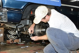 How to Tighten Up Your Chevelle's Steering and Handling
