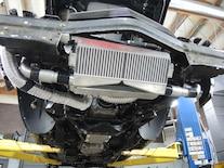 Project Zedsled Camaro Front Bumper Fiberglass 5
