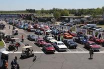 168 Original Super Chevy Show Memphis 2017 Saturday Am Drag Race Car Show