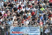 Original Super Chevy Show Memphis 2017 Saturday Am Drag Race Car Show Afternoon 62