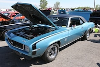 Original Super Chevy Show Memphis 2017 Saturday Am Drag Race Car Show Afternoon 128