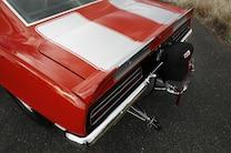 1969 Camaro Chevrolet Pro Street Chevy 8 71 Blower Big Block Trunk