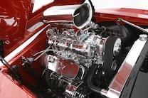 1969 Camaro Chevrolet Pro Street Chevy 8 71 Blower Big Block Engine Side