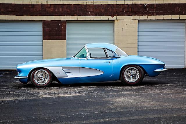 1961 Chevrolet Corvette Lange 001