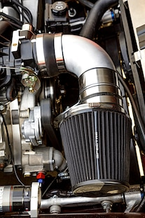 1965 Corvette Coupe LS Motor Greg Thurmond 019