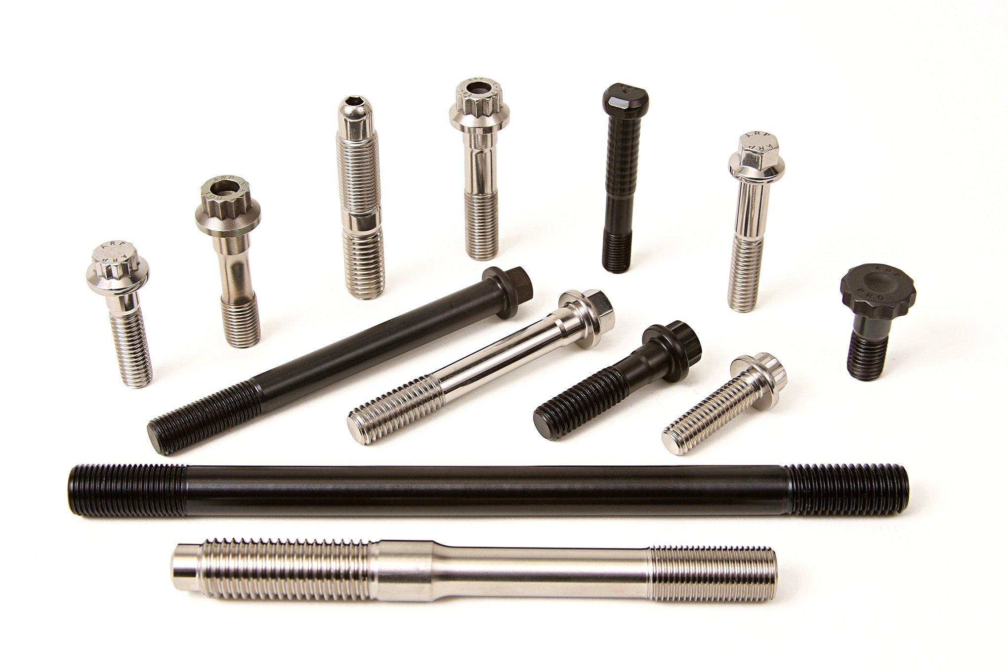 Custom Grade 8 Bolt Assortment Coarse /& Fine Thread