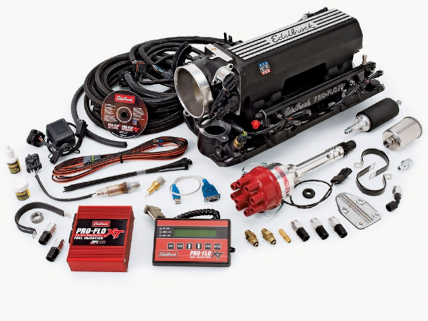 Chevy Nova EFI Kit - Fuel Injection For Better HP And MPG - Super