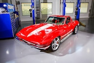 This 1964 Corvette Is Designed For Form And Function