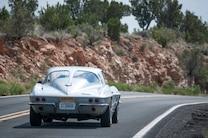 2015 Great Race Corvette Rear