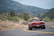 2015 Great Race Corvette 1968 Convertible Red