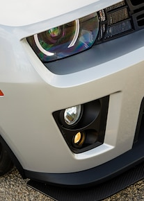 2014 Chevrolet Camaro Zl1 Sema Car Headlight