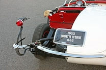 1953 Corvette Chassis Number3 Cutaway Mackay 021