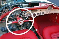 1953 Corvette Chassis Number3 Cutaway Mackay 013