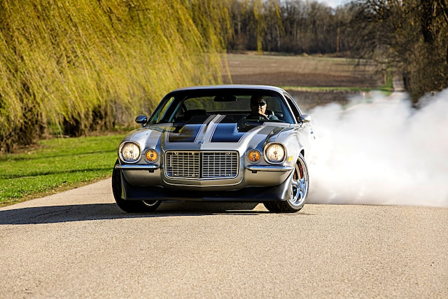 1970 Big Block Camaro Rs Lead