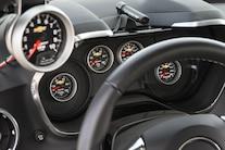 48 2017 COPO Camaro Interior Gauges Autometer