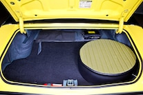 1969 Chevelle Malibu Trunk