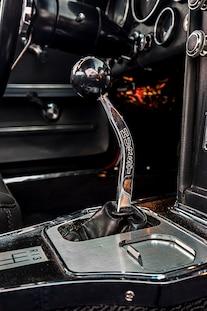 1967 Chevrolet Corvette Coupe Big Block 502 Shifter