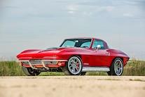 1967 Chevrolet Corvette Coupe Big Block 502 Front Side