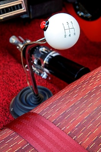 1962 Impala Bel Air Chevrolet Black Red 027