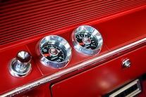 1962 Impala Bel Air Chevrolet Black Red 023