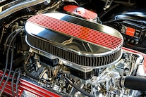 1962 Impala Bel Air Chevrolet Black Red 014