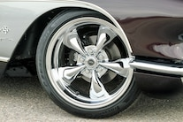 1958 Chevrolet Corvette Wheel