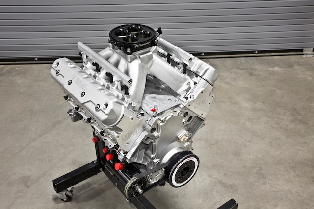 De-Stroked 8,000-rpm LS Build for Pro Touring Corvette
