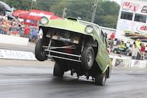 Gasser Madness! Retro-cool Chevys take over the Tri-Five