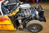 1956 Chevy Faux Patina Drag Car 052