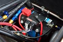 1956 Chevy Faux Patina Drag Car 048